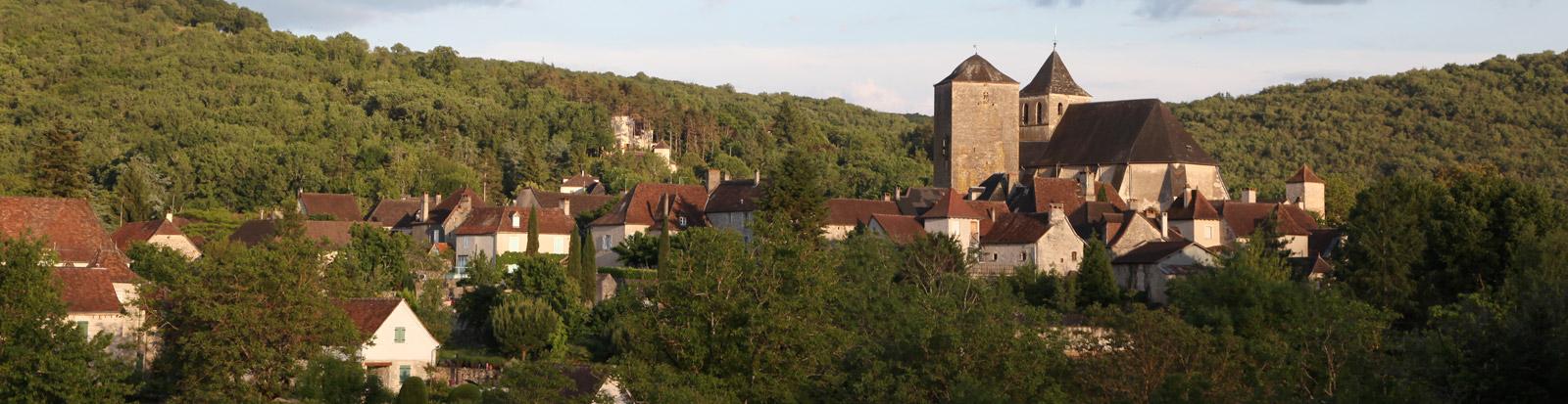 Site officiel de la mairie de Floirac (Lot) |