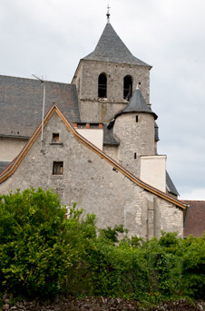 Eglise Saint Georges Floirac Lot