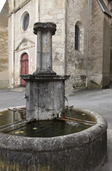La Fontaine Floirac Lot