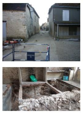 Travaux de Coeur de village & multipleservice - Floirac 46