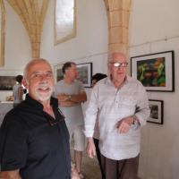 Vernissage Patrick Biberson 2017